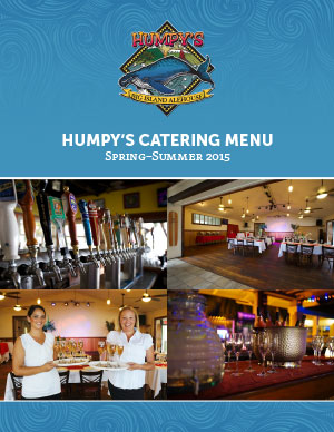 Humpys_Catering_Menu