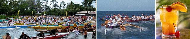 Queen Lili'uokalani Canoe Race